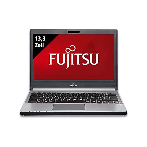 Fujitsu Lifebook E736 - 13,3 Zoll - Core i3-6100U @ 2,3 GHz - 16GB RAM - 500GB SSD - WXGA (1366x768) - Win10Home (Generalüberholt)