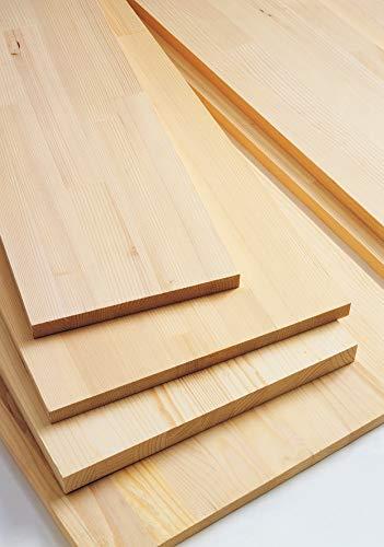 Tisch Fichte Leimholz mm 18x 400x 1000Stück 5