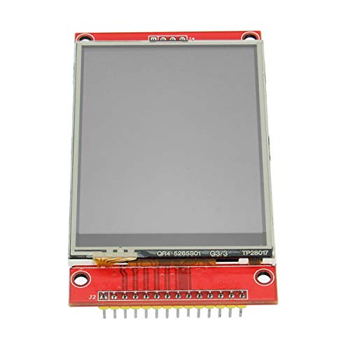 DollaTek 2.8 Zoll ILI9341 240x320 SPI TFT LCD Display Touch Panel SPI Serielles Port Modul