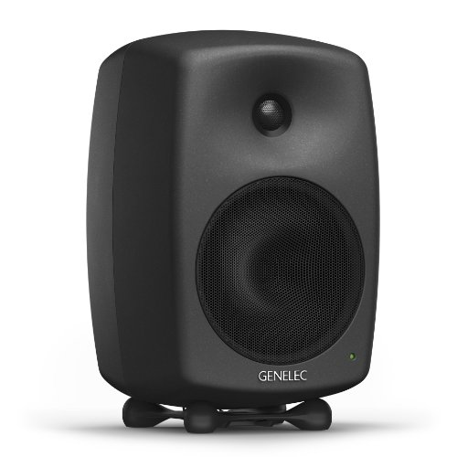 Genelec 8040B Bi-Amplified Monitor System (Each) Black