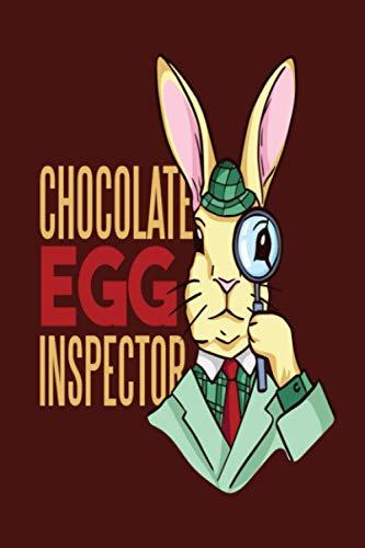 INSPECTOR DE HUEVOS DE PASCUA: Conejo de Pascua disfrazado de inspector y...