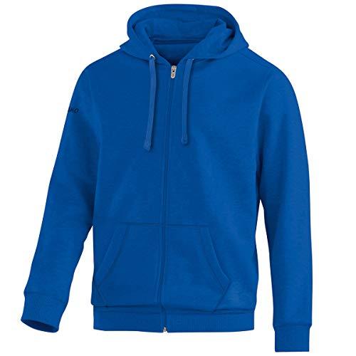 JAKO Veste à Capuche Team 4XL Multicolore - Bleu Roi