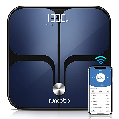 Digital Scale, Wi-Fi Bluetooth Auto, Switch Smart Scale...