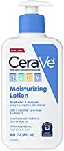 CeraVe Baby Lotion | Gentle Baby Skin Care with Hyaluronic Acid | Paraben and Fragrance Free | 8 Ounce