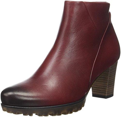 Gabor Shoes Damen Comfort Sport Stiefel, Dunkel Rot, 37.5 EU