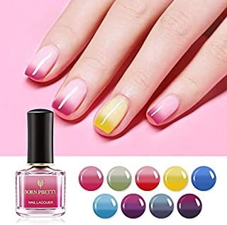 Best nail polish that changes color with temperature Reviews