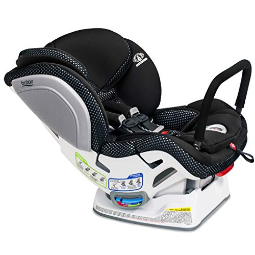 Britax Advocate ClickTight Anti-Rebound Bar Convertible Car Seat | 3 Layer Impact Protection - Rear