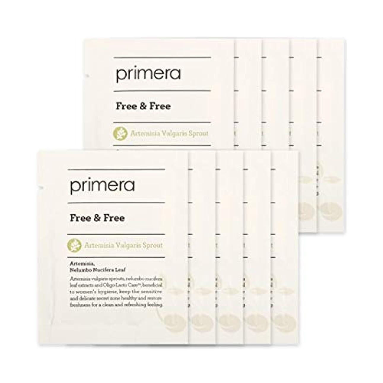 チート速度手首Primera free&free Artemisia Sprout Extract sample20EA [並行輸入品]