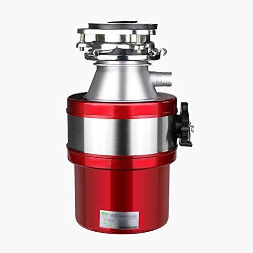 J & J Fontanería triturador de desperdicios/triturador de desperdicios de Alimentos/eliminación con Interruptor de Aire/Aplastar rápidamente los residuos de Alimentos para conectar el lavavajillas
