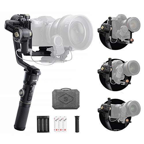 Zhiyun Crane 2S, 3-Axis Handheld...