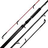 KastKing Krome Salmon and Steelhead Fishing Rods, Casting Hot Shot - 7ft 6in - Max Light-1pcs