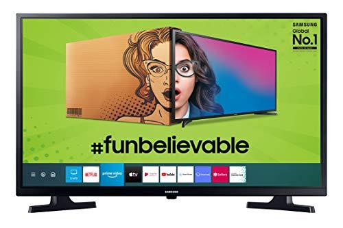 Samsung 80 cm (32 inches) HD Ready Smart LED TV UA32T4310AKXXL (Glossy Black) (2020 Model)
