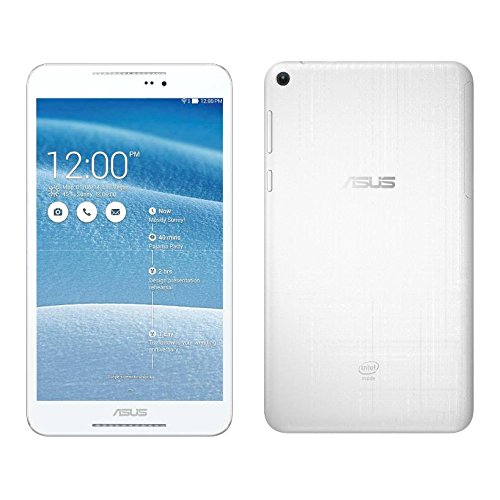 Asus Fonepad 8 FE380 20,32 cm (8 Zoll) Tablet-PC (Intel Atom Z3530, 1,3GHz, 1GB RAM, 8GB HDD, UMTS/3G, Android Touchscreen) weiß