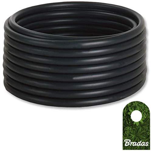 Bradas PE Rohr Verlegerohr Wasserleitung Versorgungsleitung 20mm 100m PN4 5496