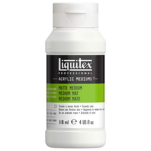 Liquitex aditivo - Médium fluido mate Professional, 118 ml