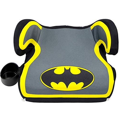 KidsEmbrace Backless Booster Car Seat, DC Comics Batman