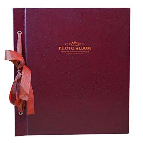 Álbum De Fotos Intersticial Retro | El Álbum Conmemorativo Puede Almacenar 1000 Fotos 6X4 (4R) 32X35.8X6.7cm (Color : Color#7)