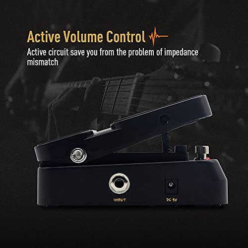 SONICAKE VolWah Active Volume & Wah Pedal