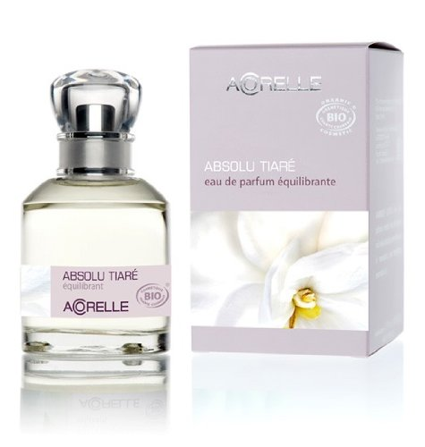Acorelle Bio Eau de Parfum 50ml (Ecocert), Essenz der Tiare