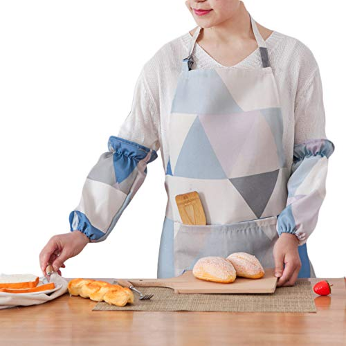 WYCDA schort kookschort slabschort horeca barbecueschort keukenschort ademend duurzaam anti-fouling geschikt voor hotel restaurant Home Tea House
