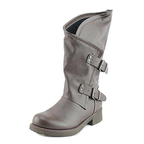 Coolway Alida Damen US 6 Braun Mode Mitte Calf Stiefel
