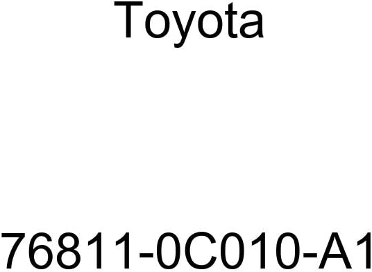 TOYOTA 76811-0C010-A1 Back Door Garnish NEW before selling Dallas Mall