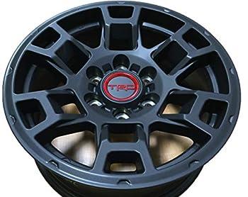 TOYOTA Genuine 2021 4Runner TRD PRO Matte Black Wheels  Set of 4  Fits  4Runner FJ Cruiser Tacoma