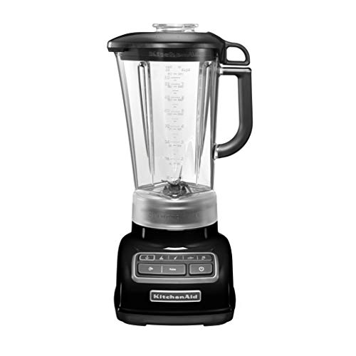 KitchenAid 5KSB1585DOB 615- Watt 5 Speed Diamond Blender 1.7 Litre - Onyx Black