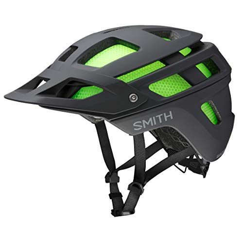 Smith FOREFRONT 2MIPS, Casco Bici MTB Unisex – Adulto, Matte Black, 5559