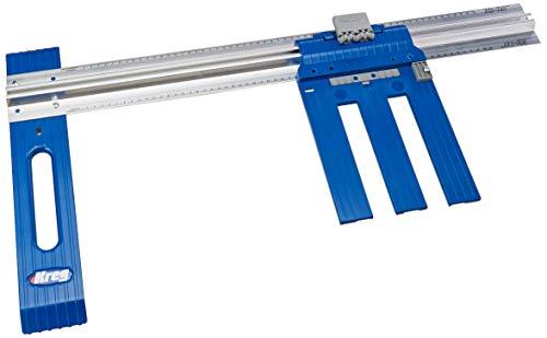 Kreg KMA2685-INT geleiderail voor cirkelzaag, blauw