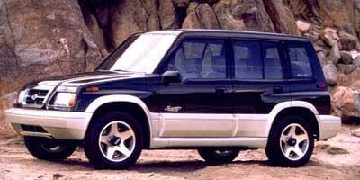 Amazon.com: 1998 Suzuki Sidekick JLX Reviews, Images, and ...