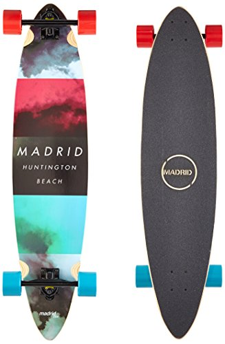 Madrid Longboard Cloud Basic 38 Complete, 817956018689