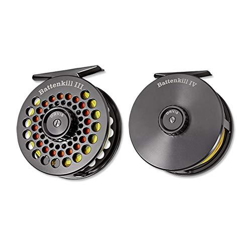 Orvis Battenkill Disc Drag Fly Fishing Reel (II (3-5 wt))
