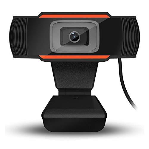 Webcam HD PC Desktop camera met Absorption microfoon MIC voor Skype voor Android TV draaibare Computer Camera USB Laptop webcam
