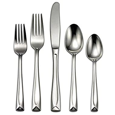 Oneida Lincoln 53-Piece Flatware Set, Service for 8