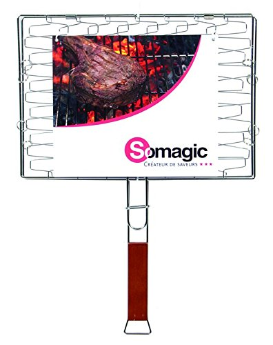 Somagic SO454029 Grille Double 40 x 28 cm