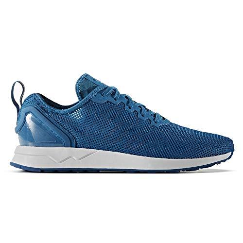 adidas ZX Flux Advance SL S76555 Sportschuhe, Blau/Schwarz/Weiß, Größe EU 27 Blau/Schwarz/Weiß
