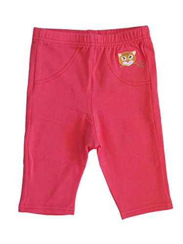 Kenzo Kids Leggings, stretch, roze, framboos, E14