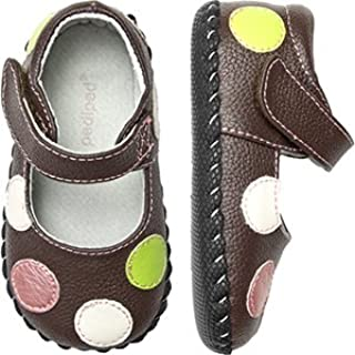 pediped Originals Giselle Mary Jane Crib Shoe (Infant)
