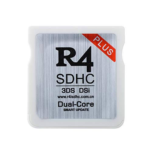 2021 Update Wood Version R4ISDHC SDHC Dual Core mit 16GB Micro SD Speicherkarte Full of NDS Video Game for Nintendo 3DS NDS New 3DSLL