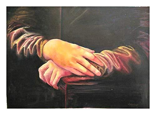 The Hands of Monalisa