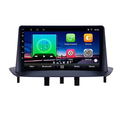 2G+32G Android 10 autoradio per Renault Megane 3 2008-2014 Autoradio Multimediale Lettore Video Navigazione GPS