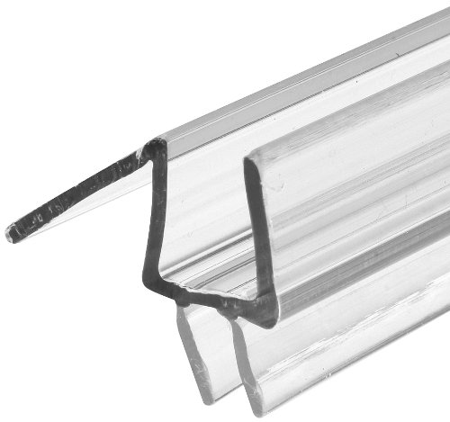 Prime-Line M 6258 Frameless Shower Door Bottom Seal (3/8