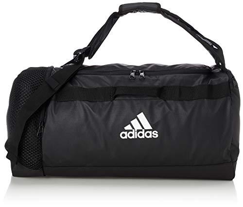 adidas 4ATHLTS ID M Duffelbag, Black/Black/White, 28 x 28 x 56 cm, 44.5 L