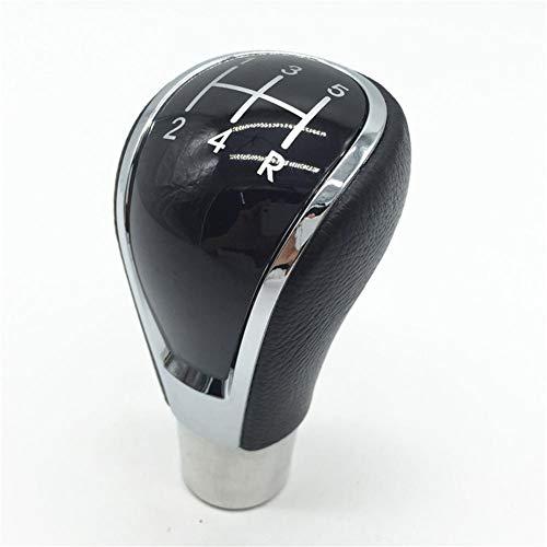 NIUASH 5-Gang-Schaltknauf Hebel Schalthebel Stift Stift Handball Headball, Für Hyundai Elantra IX35