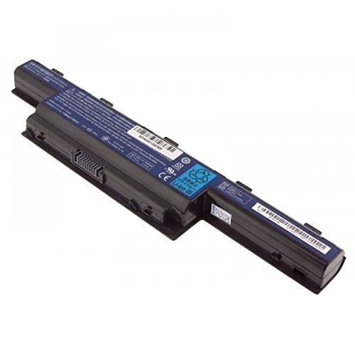 Batterie d'origine AS10D31, Li-Ion, 10.8 V, 4400 mAh noir pour Acer TravelMate 8473 TimelineX