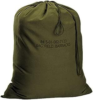 Rothco G.I. Type Canvas Barracks Bag … (L, Olive Drab)