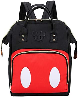 Mickey mouse baby diaper bags
