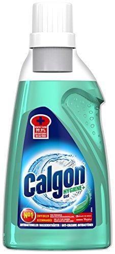 Calgon Hygiene+ Gel - Antibakterieller Wasserenthärter für die Waschmaschine (750ml)