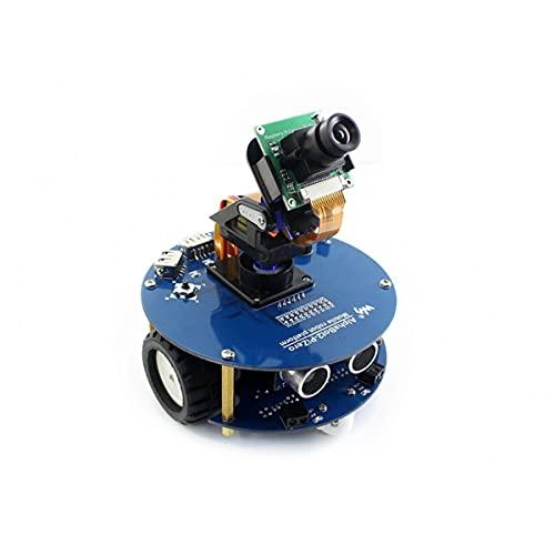 AlphaBot2 Raspberry Pi Zero Video Smart Robot Bricolaje Componentes Accesorios Paquete (sin Pi)